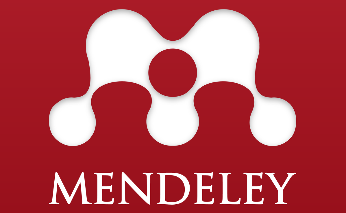 Mendeley logo vertical